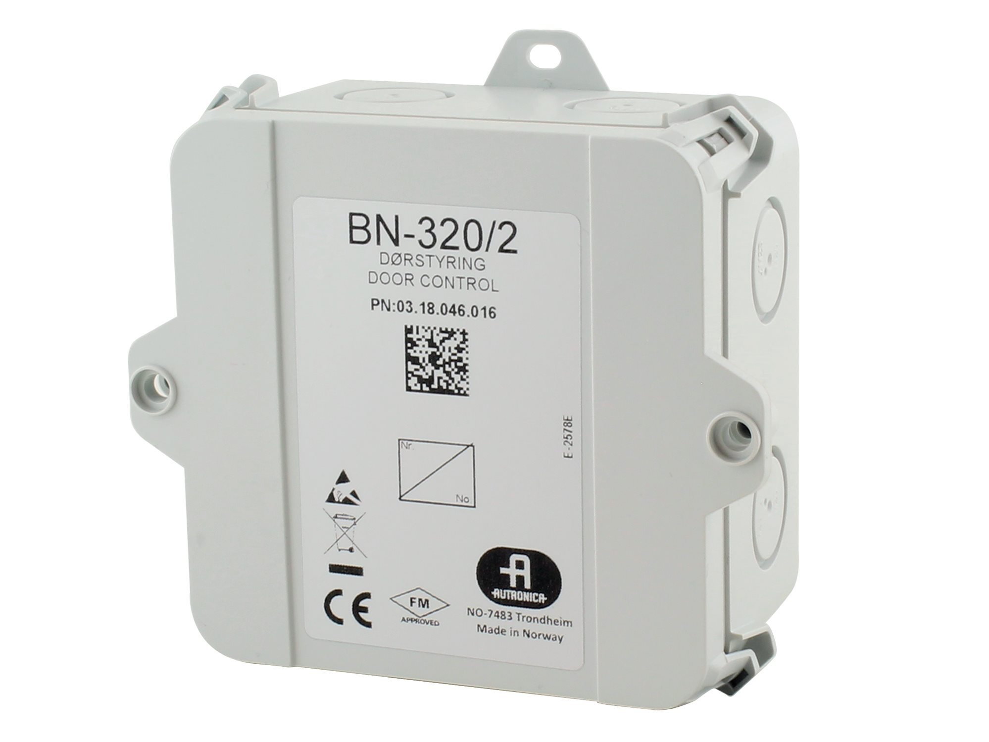 Deurbesturing BN-320/2