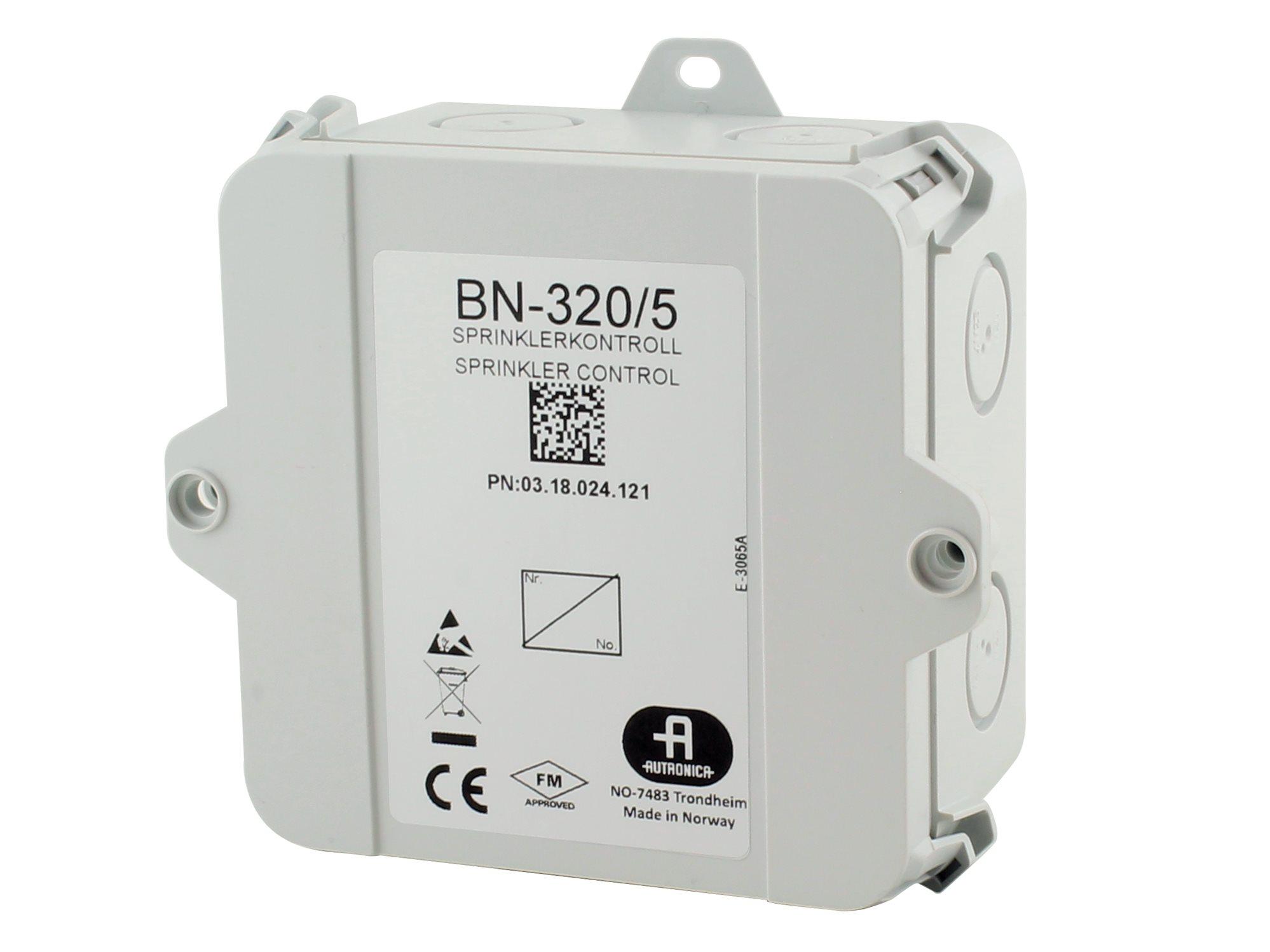 Sprinklermodule BN-320/5