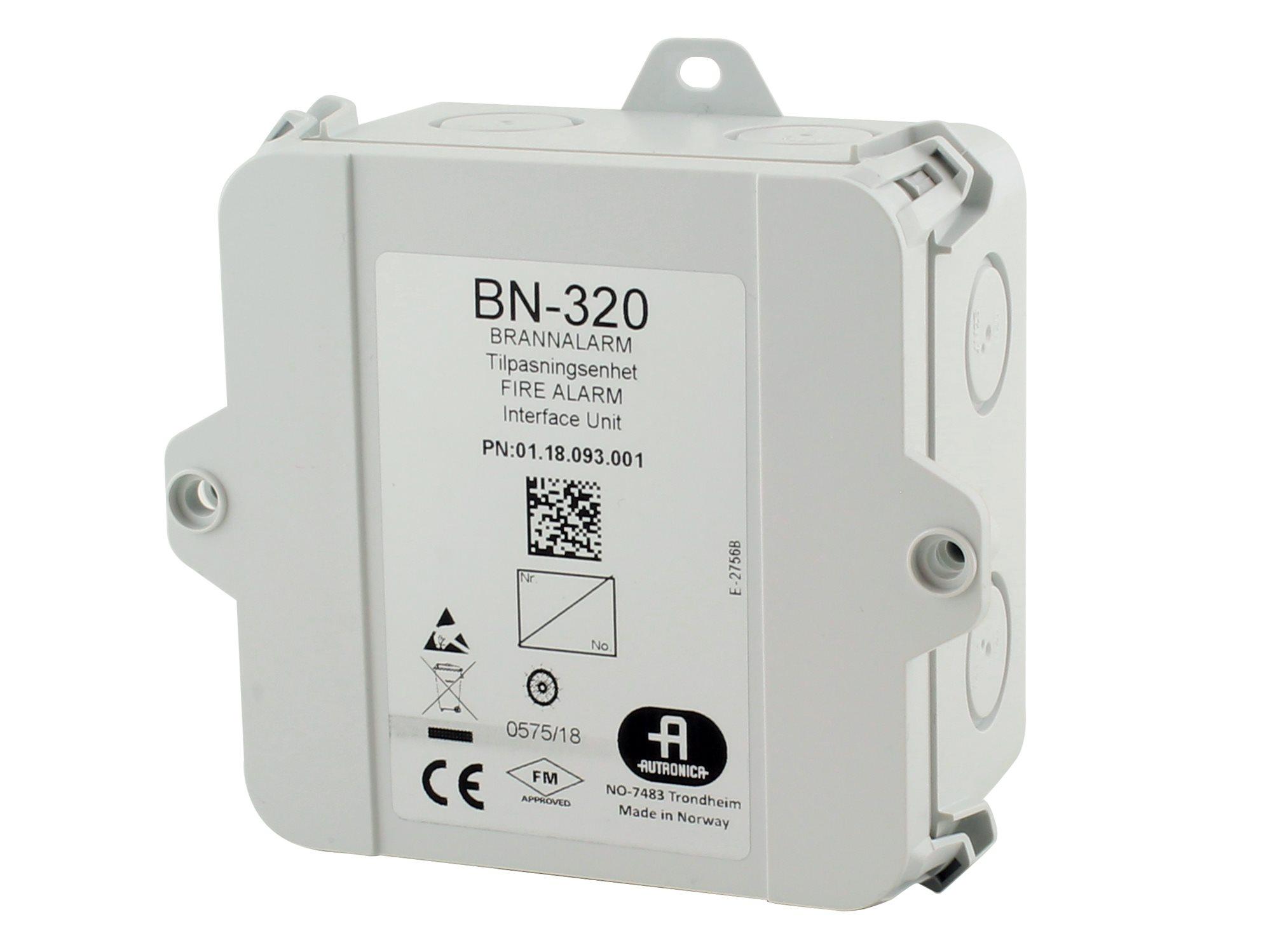 Interface BN-320