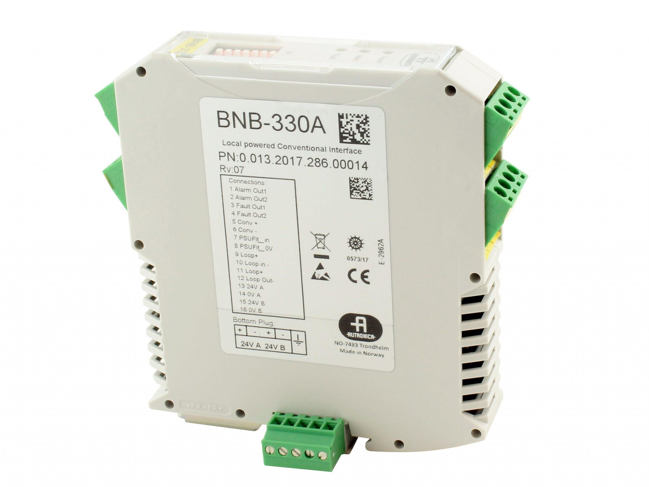 Module conventionele lus BNB-330A